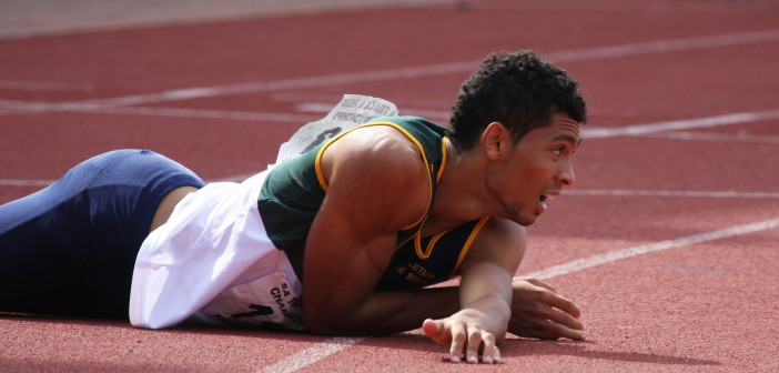Van Niekerk wants to end season on a high